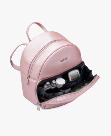 Brandy_Diabetes_Backpack_PinkFrost_InteriorSuppliesAngle@2x