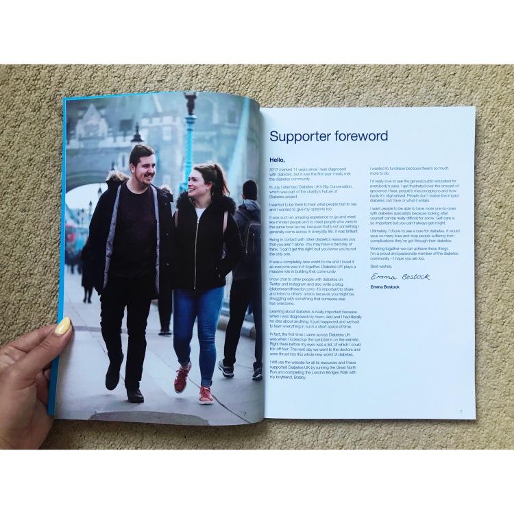 Diabetes UK Annual Report 2017 (2)